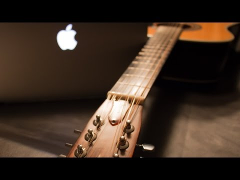 Reducing Acoustic Guitar String Noise