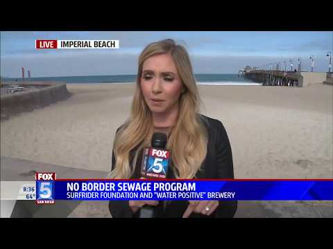 Fox 5 San Diego Features Upcoming Imperial Beach Clean Up Event
