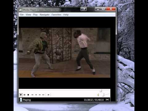 MPC Media Player Classic - aspect ratio locked 'limit window proportions on resize'
