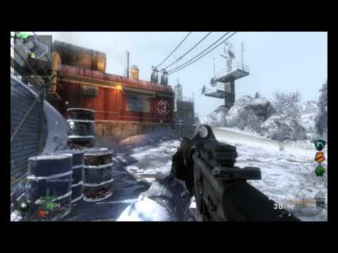 Call of Duty: Black Ops - Sony Vaio E Series Gaming - ATI 5650M