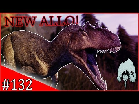 The Isle | NEW MODEL & ANIMATIONS FOR THE ALLO! | #132 [Early Access]