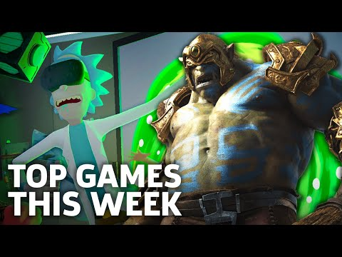 New Releases - Top Games Out This Week -- April 8-14