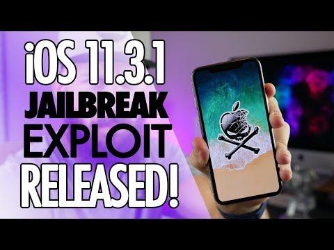 iOS 11.3.1 Jailbreak Exploit Released! How to Prepare!
