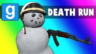 Gmod Deathrun Funny Moments - Canada Edition! (Garry
