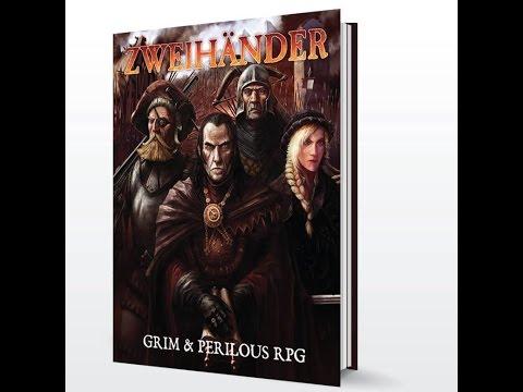 Grim and Perilous Worldbuilding:  Part 1 - Assumptions (Building a setting for Zweihander RPG)