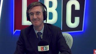 Jacob Rees-Mogg Host LBC: Brexit Negotiations. 1/3 - 23rd October 2017