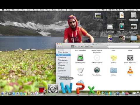 How To Uninstall or delete aaps/software or programs from macbook