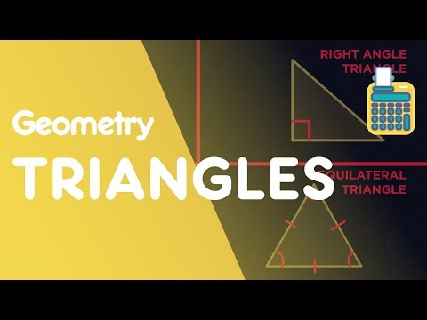 Triangles | Geometry | Maths | FuseSchool