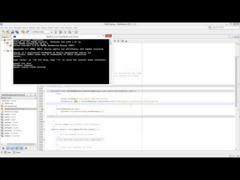 Importing Jar Files in Netbeans