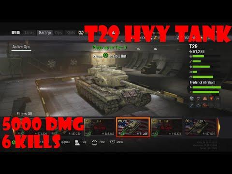 World of Tanks Xbox 360 - T29