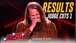 Download RESULTS: Did Your Faves Make It Through To The LIVES? | Judge Cuts 1 | America's Got Talent 2019 Video