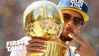 Can Steph Curry carry the Warriors back to dynasty status? | First Take