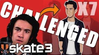 Skate 3: CHALLENGED BY X7 ALBERT?