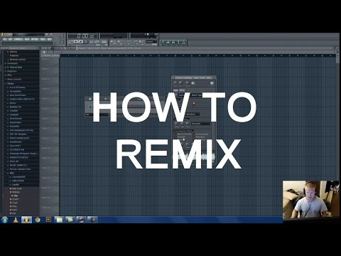 How To Remix Any Song In FL Studio