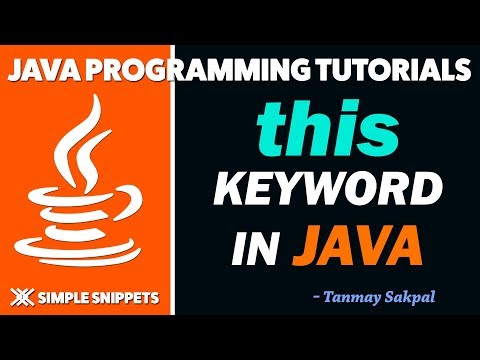 this keyword in Java and its Various Use Cases Explained in Detail