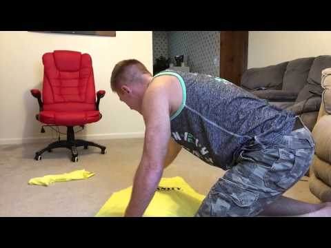 How to make a T-shirt into a bodybuilding tank-top or sleeveless shirt
