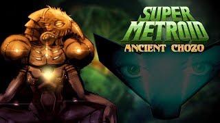 Super Metroid - Ancient Chozo(1.1.0) - HACK ROM ¯\_(ツ)_/¯