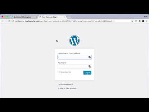 How To Login In To WordPress #4