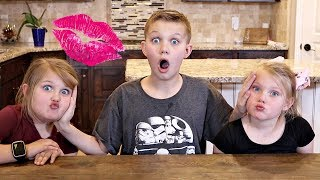 KISS ME Candy Challenge!