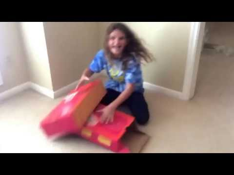 How to make an American girl doll bunk bed (bloopers-funny)