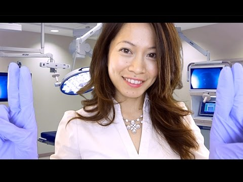 The Doctor Physical Exam ASMR