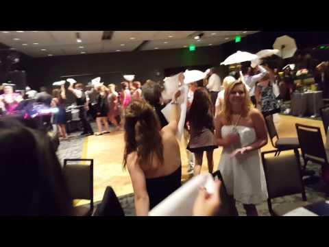Louisiana conga - Kimberly & Warren wedding