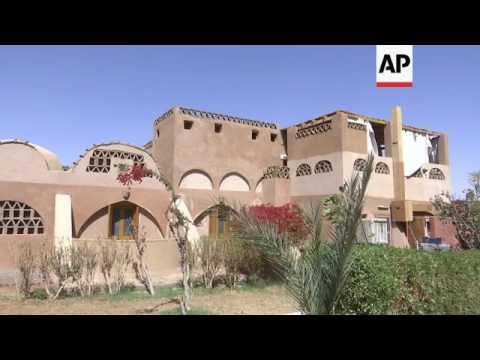Nubians hope to preserve culture through tourism