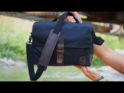 Sac Daddy Messenger Bag by NutSac REVIEW!
