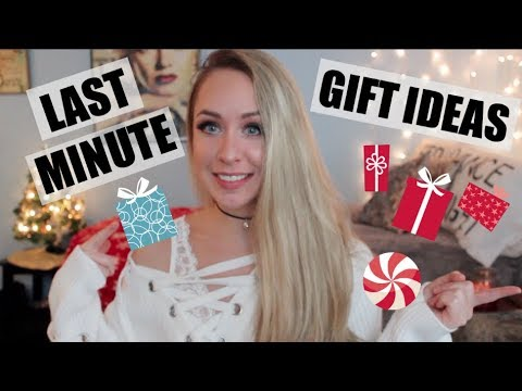 Last Minute Unique Gift Ideas (For Her)