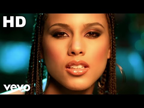 Alicia Keys - How Come You Don't Call Me