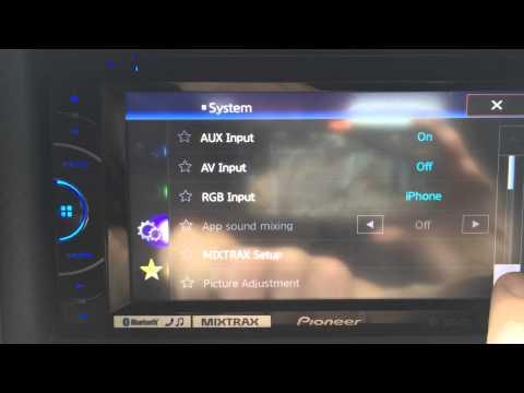 Pioneer AVH-X2500BT Bluetooth Memory Full Fix
