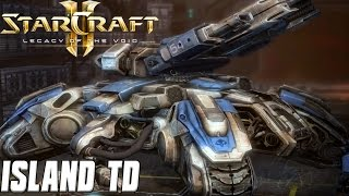 Starcraft 2 Rage TD Custom map G4 | Music Jinni