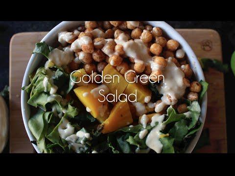 Golden Beet, Chickpea, Quinoa Salad