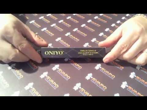 Onyo xDog II Battery