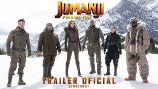 Jumanji: Próxima Fase | Trailer Final Dublado | 16 de janeiro nos cinemas