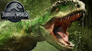 Giganotosaurus Appearance Leak? | Jurassic World Fallen Kingdom