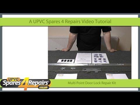 Multipoint Door Lock Repair Kit For Upvc Doors