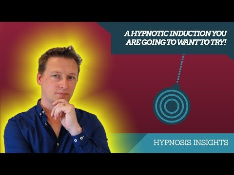 A Hypnotic Induction You're Going To Want To Try!