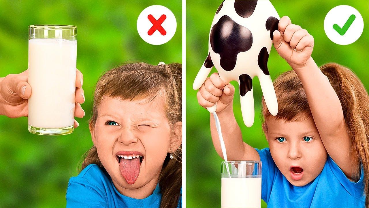 Smart Tricks For Creative Moms    Useful Gadgets And Parenting Hacks