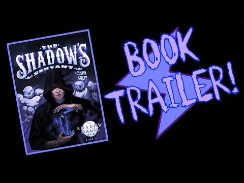 The Shadow's Servant Book Trailer