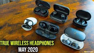 BEST True Wireless Earbuds | MAY 2020