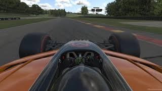 Dallara iR-01 at Road America Onboard Lap in iRacing