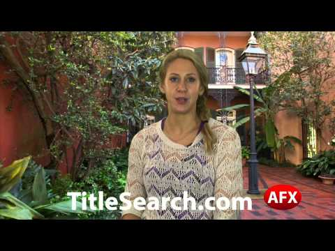 Property title records in Caddo Parish Louisiana | AFX