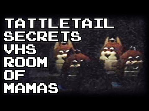 5 New Tattletail Secrets: Hidden Website Code and Tattletail VHS Secrets 😎