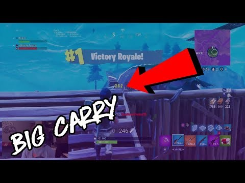 BEST FORTNITE CLUTCHES EVER!!!