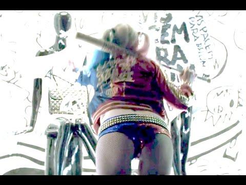 Xxx Mp4 ALL Harley Quinn Scenes In Suicide Squad SEXY 3gp Sex