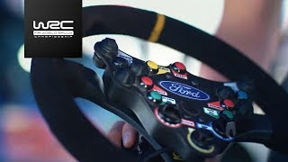 WRC 2017: TECH SPECIAL Steering Wheel