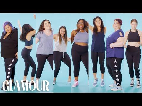 Women Sizes 0 Through 28 on Gym Intimidation | Glamour