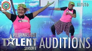 Pilipinas Got Talent 2018 Auditions: Nanay Angelisa - Zumba