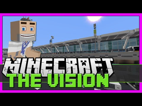 AMAZING AIRPORT!!- The Vision Episode 10